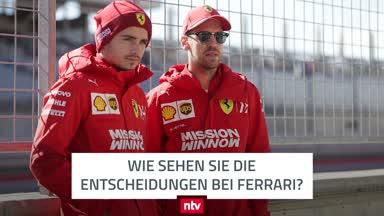 Toto Wolff über Vettel, Ferrari und Aston Martin