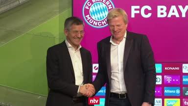 Der FC Bayern verjüngt sich extrem