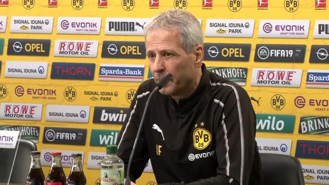 """Favre zu Reus-Selbstkritik: """"Das ist Blabla"""""""