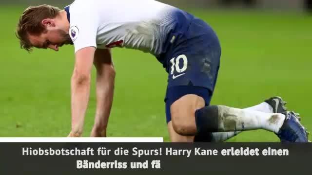 Spurs-Schock! Harry Kane fehlt gegen Dortmund