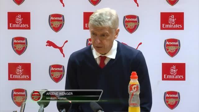 """Wenger: """"Wurden durch Ausgleich nervös"""""""