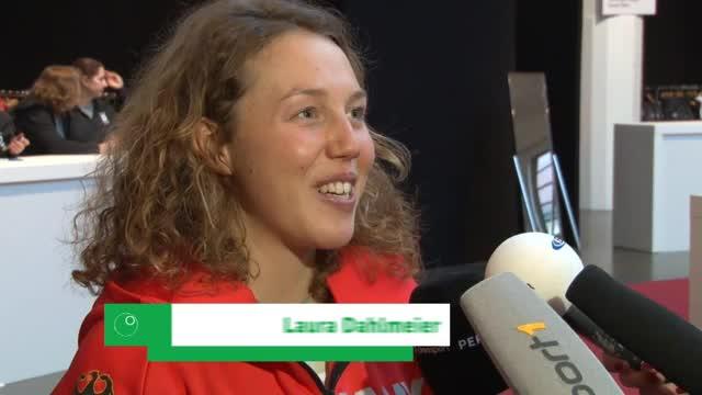 "Olympia 2018: Dahlmeier: ""2017 war perfekt"""