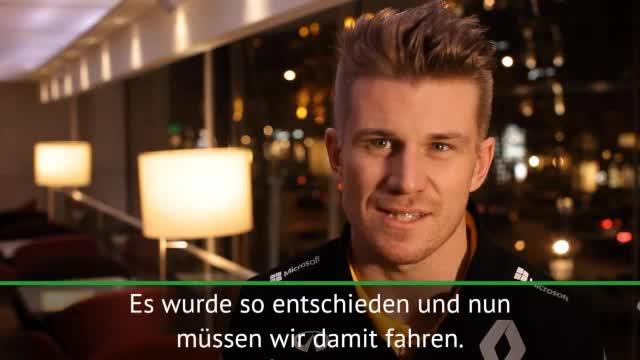 "Hülkenberg: Halo ""in Formel 1 nicht nötig"""