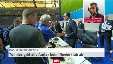 Marco Hagemann: So könnte es auf Schalke weitergehen