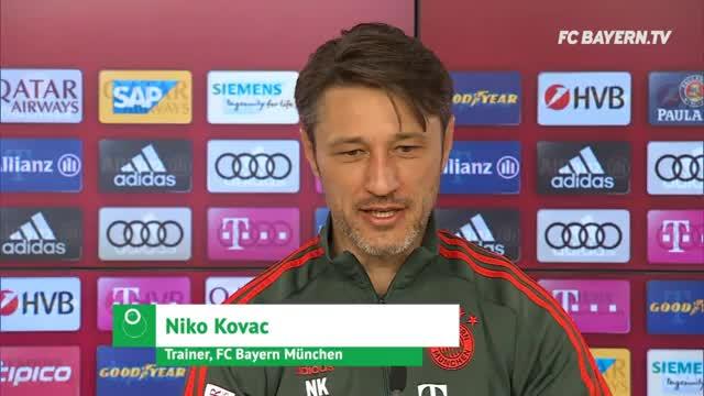 Kovac über Liverpools Pause: Sehe keinen Vorteil