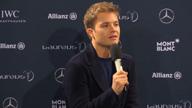 Laureus: Rosberg über Sport-Oscar und Ruhestand
