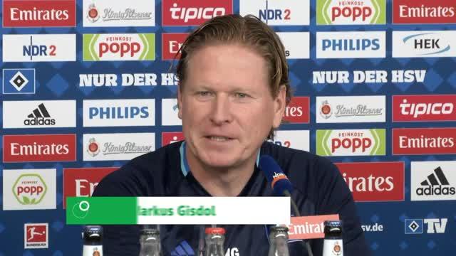 """Gisdol vor Köln: """"Gefühlt das 25. Endspiel"""""""