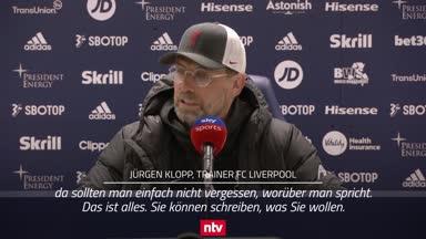 Das sagt Jürgen Klopp zur Super League