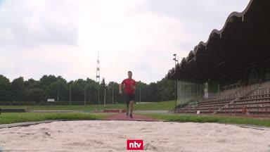 Rehm kämpft um Olympia-Teilnahme