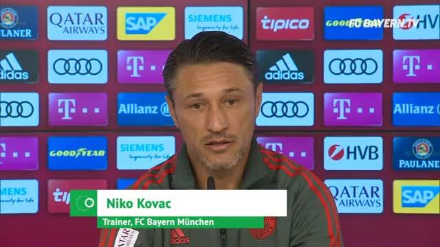 """Kovac zu Klose: """"Muss ganz unten anfangen"""""""