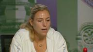 "Kerber vor Wimbledon: ""Genieße Tennis wieder"""