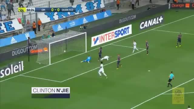Marseilles Neuzugänge dominieren Dijon