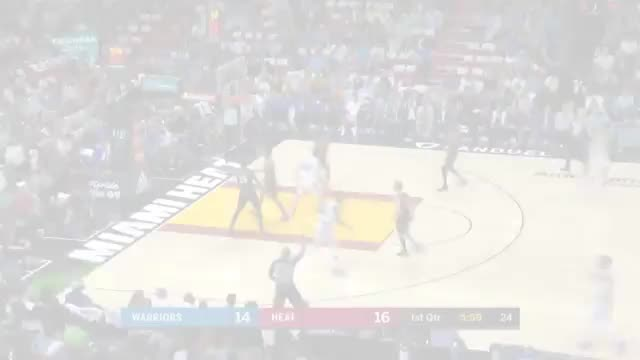30 Punkte! Curry führt Dubs zu Sieg über Heat