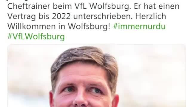 Bis 2022! Glasner folgt auf Labbadia beim VfL