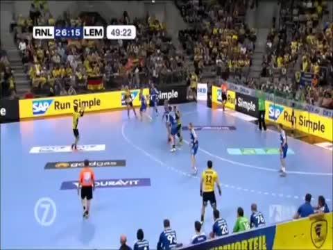 HBL-Highlights: RN Löwen - TBV Lemgo