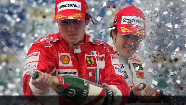 On This Day: Räikkönen wird F1-Champion 2007