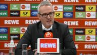 FC-Chef Wehrle: So lief die Trennung von Stöger