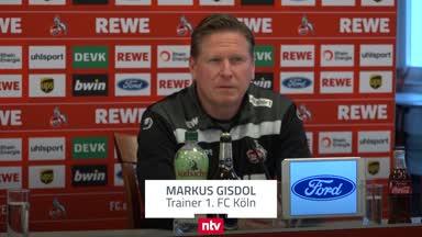 So will Gisdol gegen den FC Schalke 04 punkten