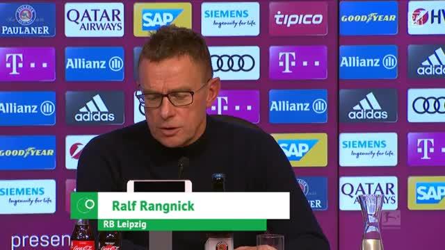 """Rangnick: """"Werner bei RB am besten aufgehoben"""""""