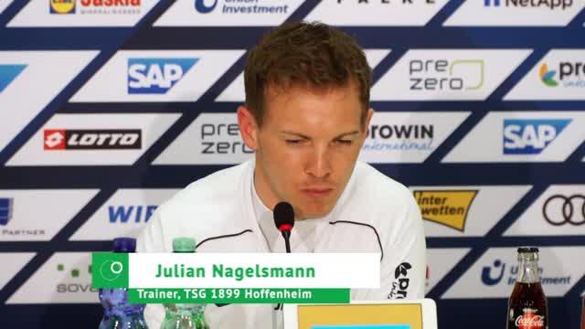 Nagelsmann verurteilt Social-Media-Kritik