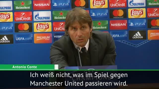 """Conte warnt nach 0:3-Debakel: """"Viel zu tun!"""""""