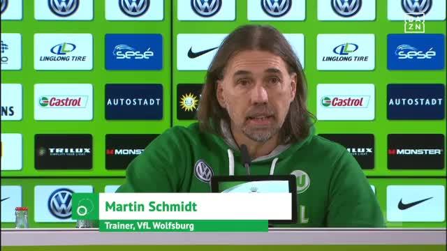Wölfe Unentschieden-Könige – Schmidt unbesorgt
