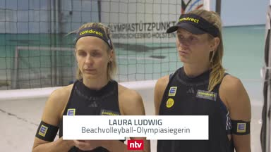 So hart trainieren Ludwig und Kozuch für Olympia