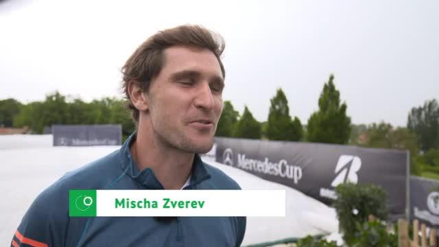 """Zverev: Federer-Duell """"eine Ehre"""""""
