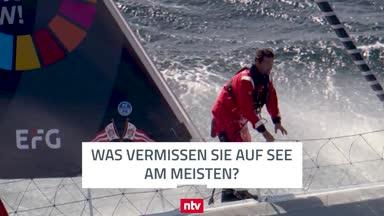 Weltumsegler Herrmann im Interview