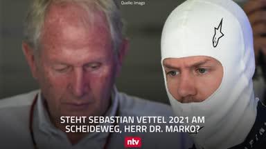 """Helmut Marko: Vettel """"muss liefern"""""""