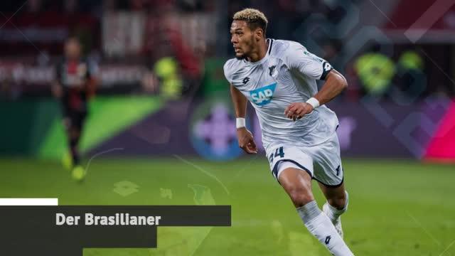 Bis 2022! Hoffenheim bindet Knipser Joelinton