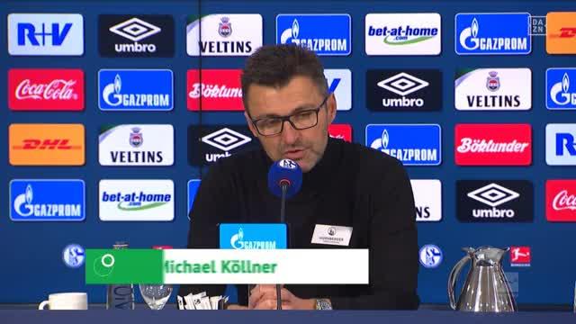Nach S04: Club-Coach-Köllner mit Schiri-Schelte