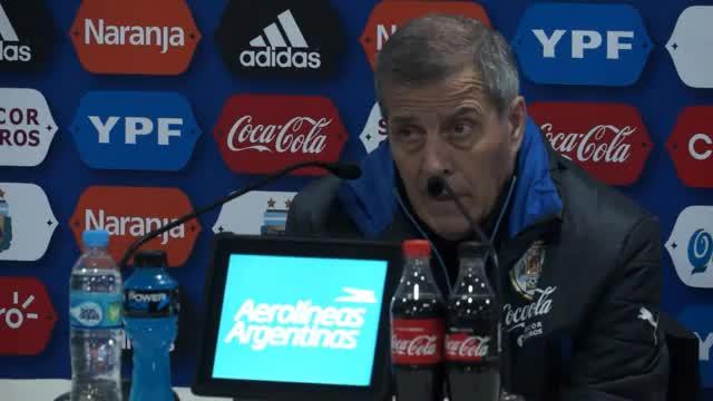 "Uruguay: Tabarez: ""Sah aus wie ein Blutbad"""