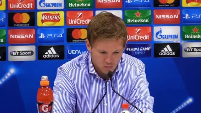 CL-Quali: Nagelsmann: Anfield wie Zuzenhausen