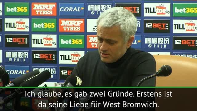 Kein Mourinho-Jubel, kein Lukaku-Jubel!
