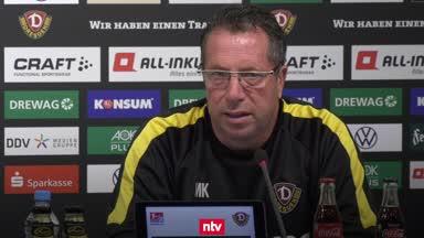 """Dynamo Dresden vor dem Abstieg: """"Kein fairer Wettkampf"""""""