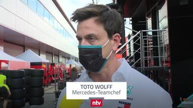 """Wolff über Reifenschäden: """"Wir würden nicht zocken"""""""