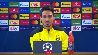 Hummels warnt den BVB vor Immobile