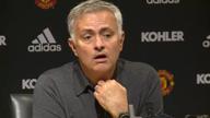 Nach Remis: Mourinho kritisiert Mentalität