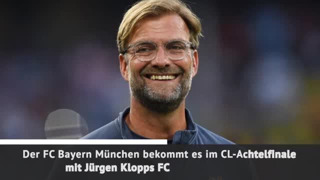 CL-Auslosung: Hammerlose für FCB, BVB und S04