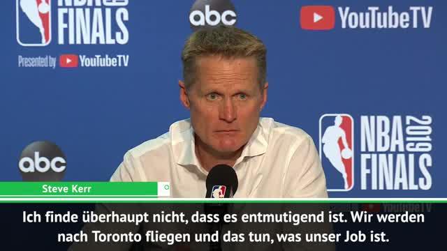 """Kerr gibt nicht auf: """"Müssen Wunden lecken"""""""