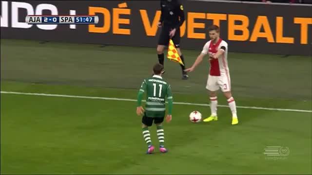Highlights: Unfairplay-Preis für Ajax-Kicker