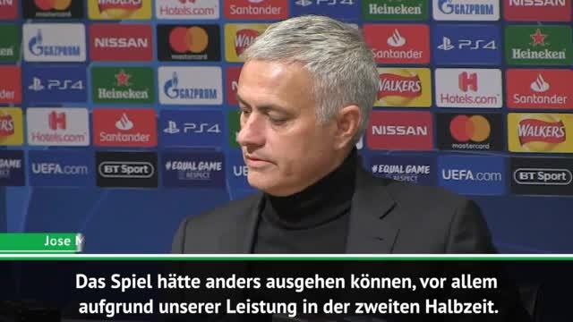 Mourinho: Juve-Verteidiger gehören nach Harvard