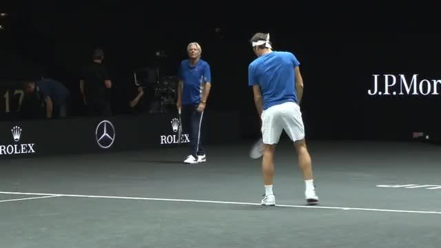 Dubai: 100. Titel! Federer schreibt Geschichte