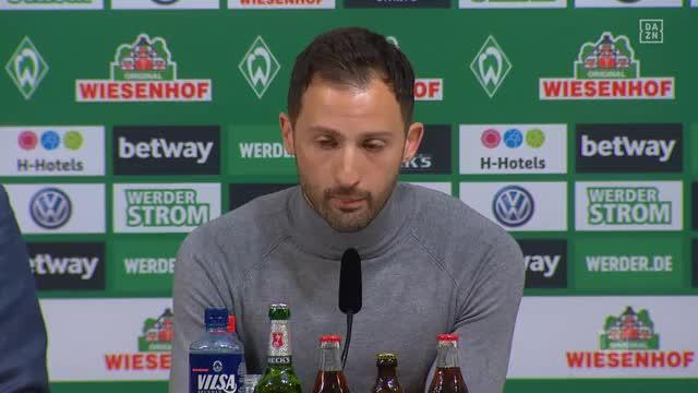 """Tedesco nach Werder-Pleite: """"Es war extrem heute"""""""