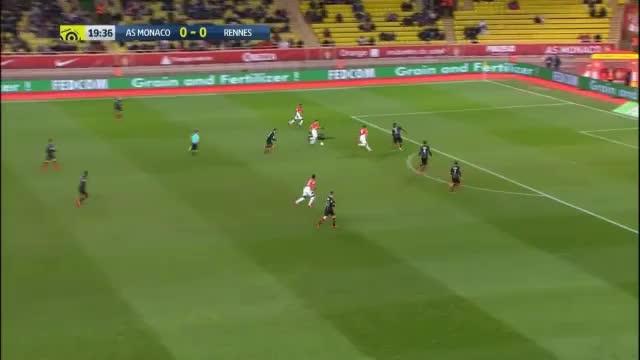 Monaco gewinnt und überwintert auf Platz zwei