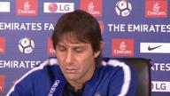 Conte lacht Gerüchte um seine Person weg