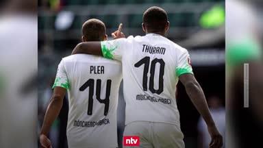 Gladbach will über Freiburg in die Champions League