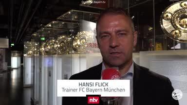 Hansi Flick bringt neue Trophäen ins Museum des FC Bayern
