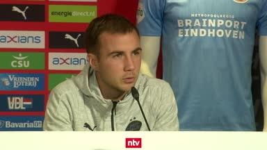 """Götze über PSV-Wechsel: """"Bewusst dafür entschieden"""""""